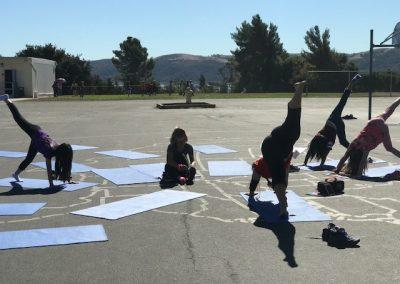 Yoga Recess Team